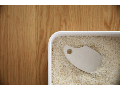 お米の保管に新提案。 珪藻土でご飯の美味しさを見守り続ける!