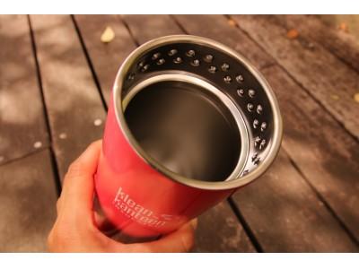 プラスチックフリーを目指すKleanKanteen社のステンレス製保温・保冷ボトルがリニューアルします。