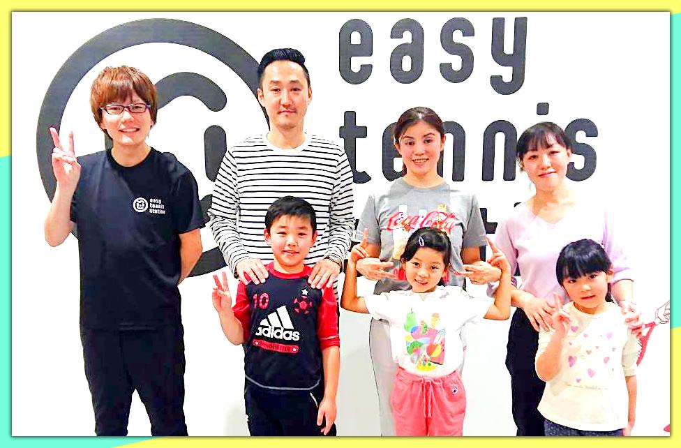 錦糸町パルコに誕生した話題のスポーツスポット『イージーテニスステーション』で、親子イベントを開催。安全なスポンジボール&ミニラケットを使って楽しくカラダを動かそう!2/29(土)