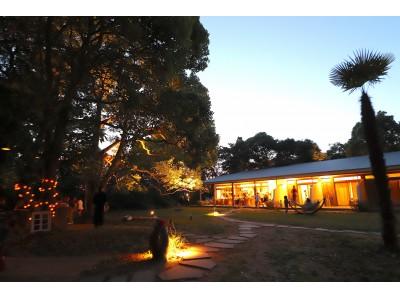 日本初 薬膳中華オーベルジュ「EN 燕 the garden」千葉県一宮に誕生。600坪のプライベートガーデンに囲まれたたった3室の贅沢な空間