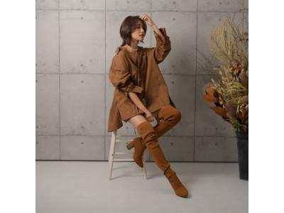 多数のインフルエンサーが企画するファッションブランドプラットフォーム【SHEER】が【SHEER flow】となりZOZOTOWNヘ出店!!