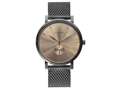 デンマークの腕時計ブランド「LLARSEN / エルラーセン」人気のオキシダイジングシリーズに待望の新モデルが登場