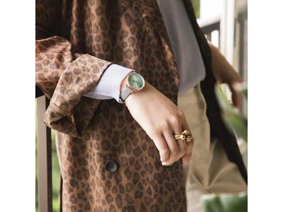 デンマークの腕時計ブランド LLARSEN / エルラーセン、この冬だけの日本限定モデルを発売。