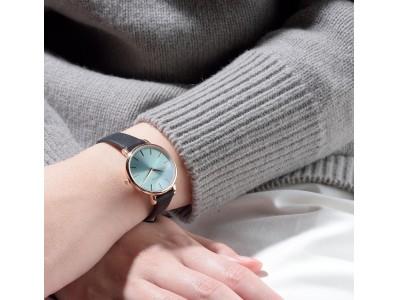 デンマークの時計ブランド「LLARSEN / エルラーセン」日本限定カラーの新作ペアウォッチを発売