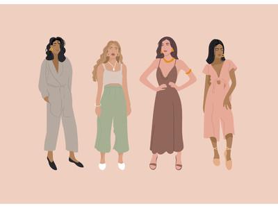 この1年、ファッションはカジュアル化 「家の中で日常的に着るもの」や「動きやすいもの」が多い