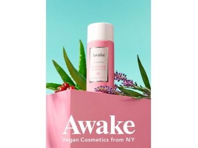 NY生まれのヴィーガンブランド『Awake』からノンケミカル処方の日焼け止めが発売!