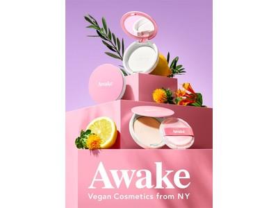 NY生まれのヴィーガンブランド『Awake』からフェイスパウダーとチーク&リップが新発売!