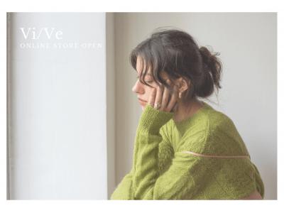 ソウル発ジュエリーブランド 「Vi/Ve」日本向けオフィシャルOnline Storeをオープン!