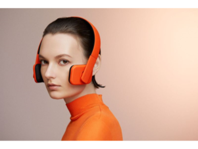 新発想の「ヘッドホン型」フェイスEMS  CORE FIT「Face-Player(フェイスプレイヤー)」2021年1月29日(金) 一般発売開始!