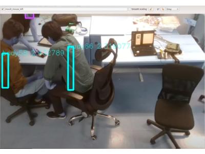 人の密集状態をセンシングするAIカメラをコロナウイルス拡散防止のためオープンソースで提供開始。