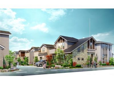 全46棟の彩り豊かな街並『マインドスクェア 流山おおたかの森 HITOKIWA(ヒトキワ)』豊かな自然と都心へ直通アクセス、駅前商業施設も充実