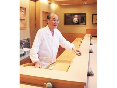 今よみがえる 稀代の鮨職人の味!9年連続で星を獲得した「鮨 水谷」の水谷八郎氏監修による「ちらし鮨」が1年にわたって自宅で楽しめる