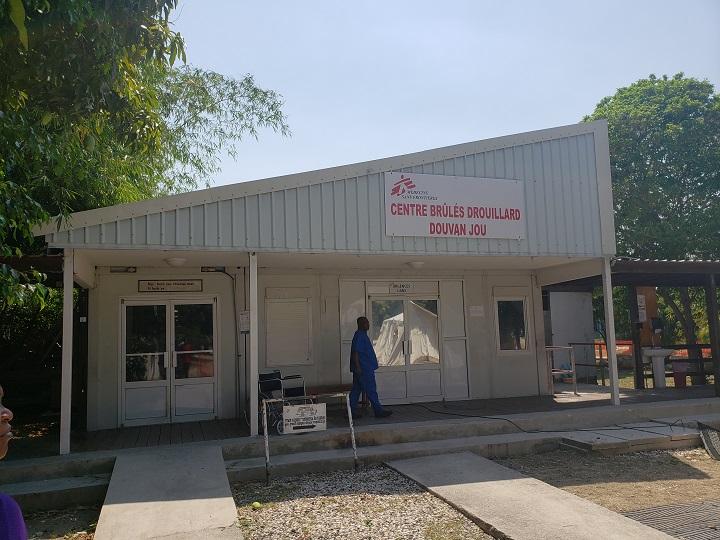 ハイチ:新型コロナウイルス感染者急増――MSFは増床対応し、注意喚起
