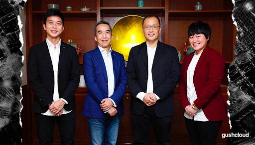 Gushcloud International は元シンガポールテレコムとFacebookの最高経営幹部からの戦略的投資を発表