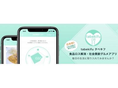 人気の台湾スイーツ専門店『MeetFresh 鮮芋仙(ミートフレッシュ・シェンユイシェン)』 が『日本初』食品ロス解消とSNS投稿で寄付ができる食のシェアリングアプリ『tabekifu』と提携!!
