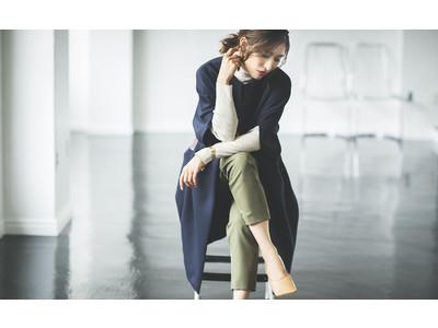 大人の女性が待っていた!綺麗とリラックスを叶える2マイルウェアを人気ファッションインフルエンサーAyaさんとコラボレーション