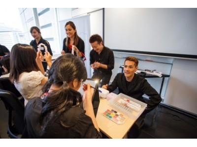 シュウ ウエムラが「ラーニング アトリエ スカラーシップ」プログラムを開始特定非営利活動法人ブリッジフォースマイルと連携し児童養護施設から巣立つ子どもたちの未来をサポート