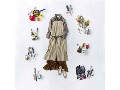 女性のための作業着「RASHIKI(らしき)」自分らしく働く女性のパネル展を3/12(木)より開催