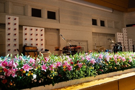 のべ約36万人が視聴!夏の終わりを盛大に締めくくり、無事終演/花をテーマにしたオンライン夏フェス「JA全農COUNTDOWN JAPAN