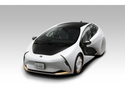 JOLEDとデンソー共同開発の有機ELディスプレイトヨタのコンセプトカー「LQ…