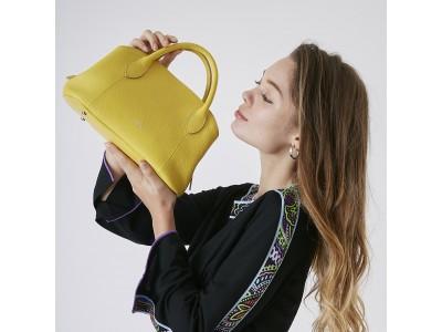 レオナール、ライセンス企画のバッグを初展開!