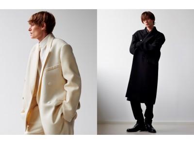 イギリスのラグジュアリーファッションECサイトMATCHESFASHION.COMが、限定レーベルRAEY(レイ)のウィメンズ、メンズコレクションの最新キャンペーンを発表