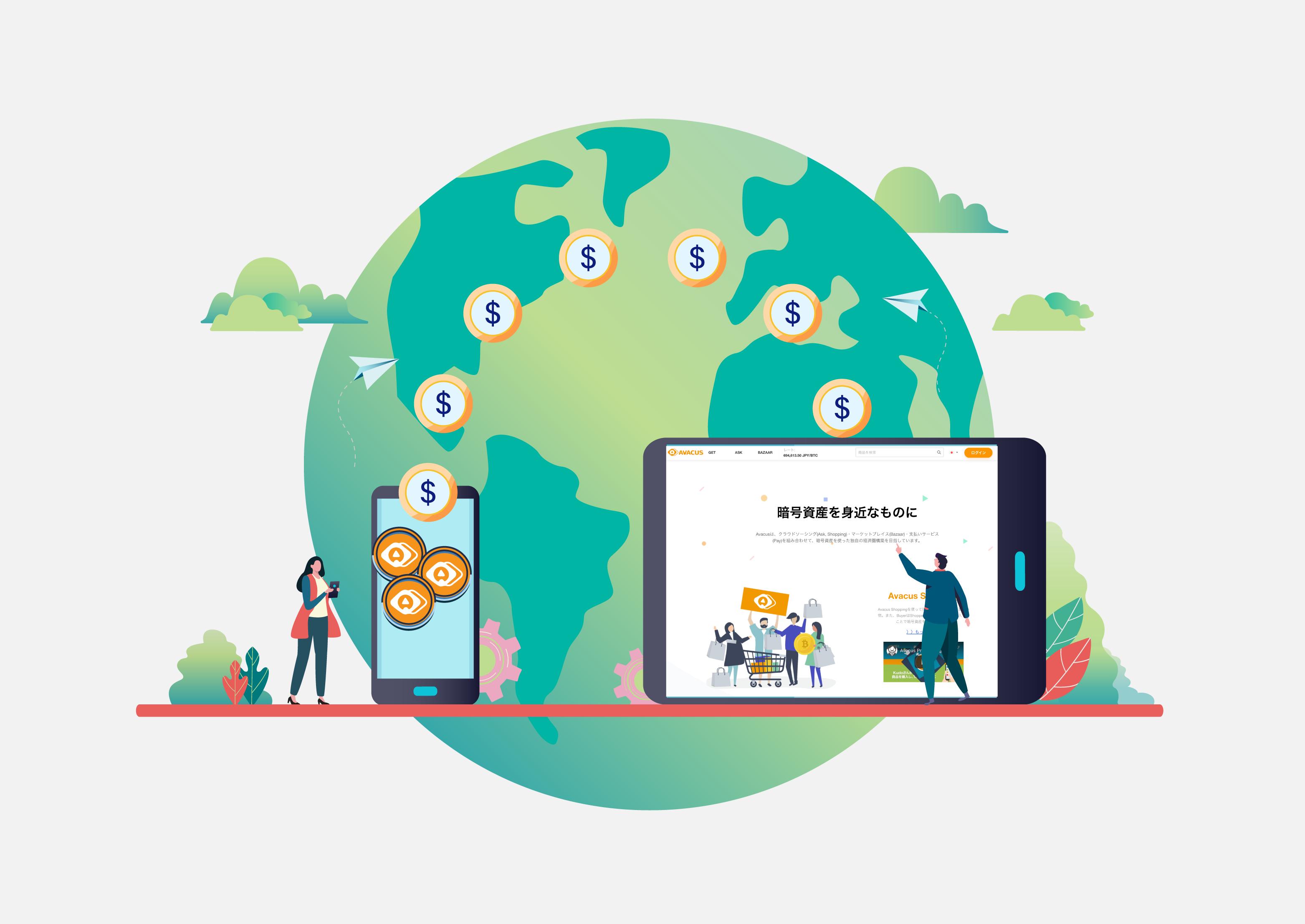 Avacus、新型コロナウィルスと戦う世界保険機関(WHO)への寄付を暗号資産でサポート 画像