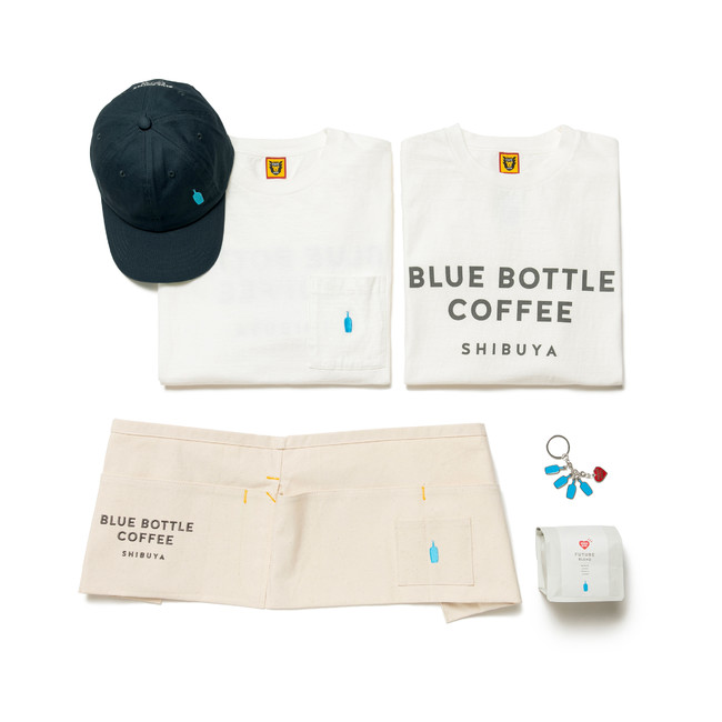 HUMAN MADE × BLUE BOTTLE COFFEE コラボレーション