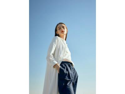 ニューノーマルの時代を生きる大人の女性に向けた新ブランド「LE SOUK HOLIDAY」が今春デビュー