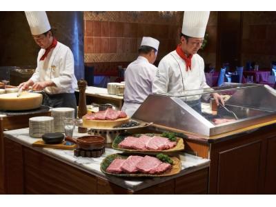 【ホテル川久】 春を愉しむ豪快・繊細・美しい晩餐会『王様のビュッフェ・スプリング2020』