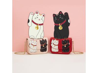フルラ アジア限定のFURLA LITTLE CATSコレクション発表