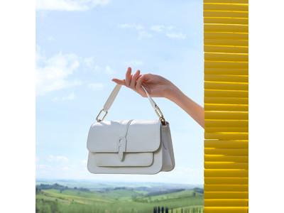 フルラ 人気の「FURLA SOFIA GRAINY」から新色と新スタイルを発売