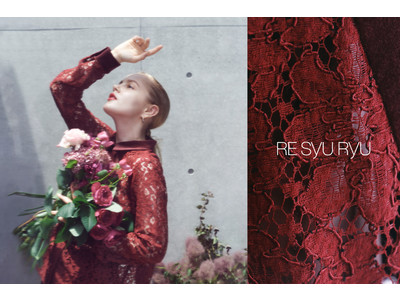 "RE SYU RYU ""Holiday Collection 2020"""