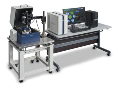操作性を追求した原子間力顕微鏡「AFM100/100 Plus」の販売を開始