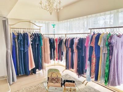 1ランク上のドレスをお手頃にレンタルできるドレス ストア「ドレスフレイア南青山」が2019年10月2日(水) OPEN!