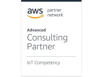 富士ソフトが組み込み開発の技術力とIoTの最新テクノロジーを活用した実績によりAWSコンピテンシープログラム「IoTコンピテンシー」認定を取得