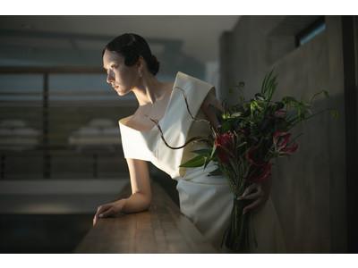 【2021年10月1日WEB公開】ウエディングドレスブランド「nae. ATELIER(アトリエ ナエ)」新作ドレス発表