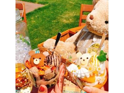 『ハニーハント デザートブッフェ』 追加開催決定!6月限定でひんやり「くまさんパフェ」や仙台牛を使ったメニューが新登場