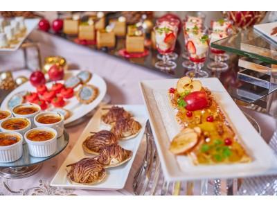 """『白雪姫のクリスマスデザートブッフェ』スイーツ&軽食約20種類が食べ放題!""""大人かわいい""""森の中のクリスマス・スイーツパーティーへ!"""