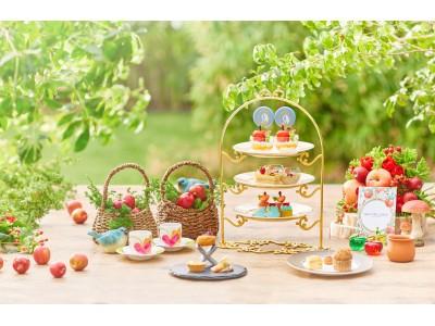"""女子必見!魔法の鏡や林檎、小人まで・・・""""白雪姫""""をイメージした、Princess Sweets Collection!「プリンセスアフタヌーンティー~世界で一番美しい""""白雪姫""""~」販売"""