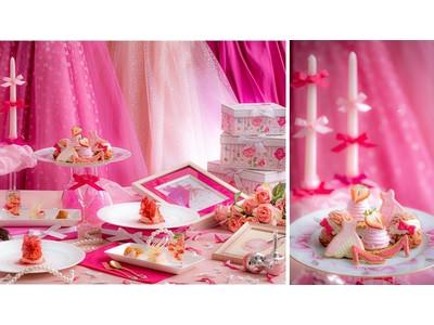 """いちごとピンクの可愛らしい""""女の子の大好き""""な世界『girl's pink strawberry tea party』"""