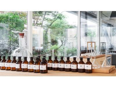 ミラノの芸術的香水ラボラトリー『LabSolue(ラブソルー)』香りを体験できるポップアップショップを都内3ヵ所で順次開催いたします