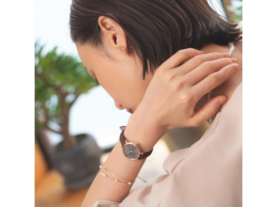 腕時計、ブレスレット、替えベルトの3点セットが限定で発売