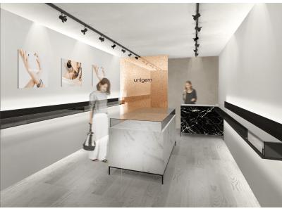 【渋谷 新店舗】11/8(金) 新進気鋭の若手ブランドが揃うアクセサリーセレクトショップ「unigem(ユニジェム)」オープン