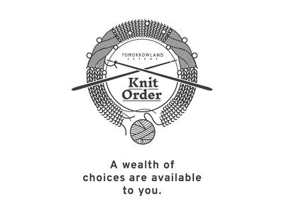 エレガントな大人のスタイルを提案する〈トゥモローランド〉にて6月3日(木)よりお好みのデザインのニットがオーダーできる〈KNIT ORDER〉を開催。