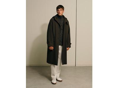 エレガントな大人のスタイルを提案する〈TOMORROWLAND〉がフランスの高級服地ブランド〈DORMEUIL〉