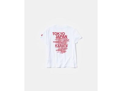 <ジェームス パース>が日本限定Tシャツを発売