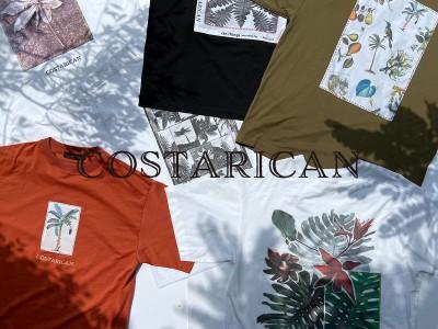 性別や年齢、国籍を超えて個性ある人の個性をさらに引き出す、シンプルで遊び心のあるウエア・グッズを展開する〈キャバン〉から、サステナブルなアートTシャツシリーズが発売