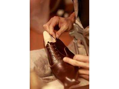 エレガントな大人のスタイルを提案する〈トゥモローランド 丸の内店〉にて、深谷秀隆氏による〈IL MICIO〉のレザーシューズ・バッグのオーダー会を開催