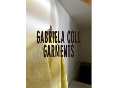 """魅力的な日用品から希少性のあるものまでを展開する《SUPER A MARKET》にて、スペイン・バルセロナ発のブランド""""GABRIELA COLL GARMENTS""""POP UP STOREを開催。"""